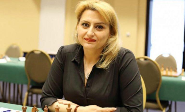 Էլինա Դանիելյանը՝ շախմատի Եվրոպայի չեմպիոն