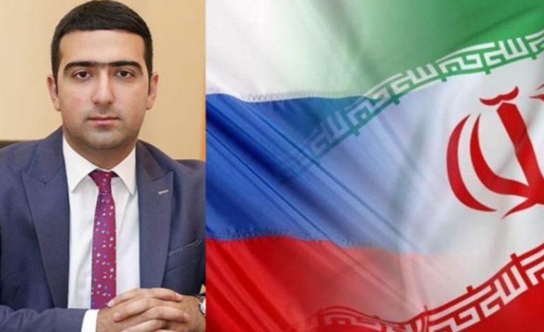 Հուշում իշխանություններին՝ Իրանը հզորանում է, Ռուսաստանը կործանվում է. ՀՀ վարչապետի աշխատակազմի գործերի նախկին կառավարիչ