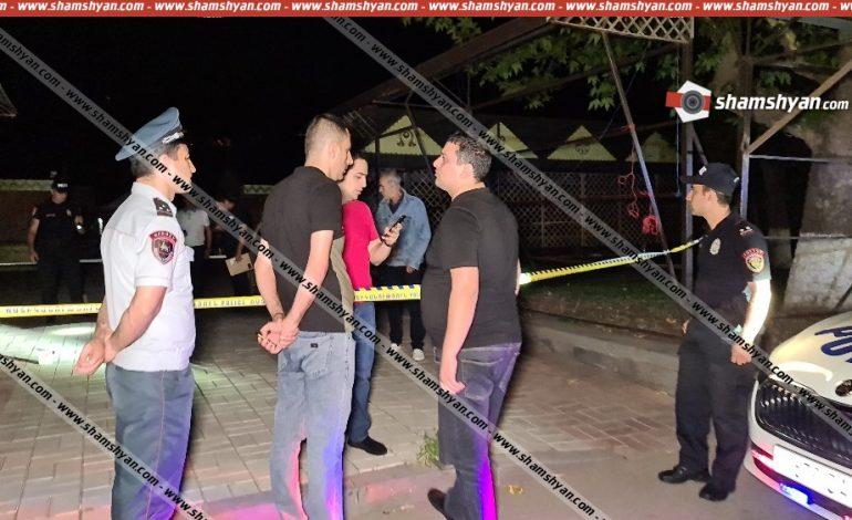 Կրակոցներ Երևանում. հայտնաբերվել է հայտնի գործարարներից մեկին պատկանող Range Rover-ը որի վրա կան կրակոցի հետքեր