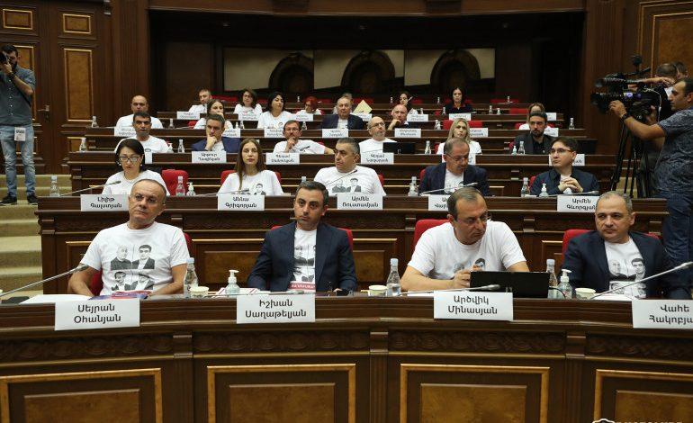 «Հայաստան» դաշինքը 44-օրյա միջոցառումների ծրագիր է պատրաստել. «Հրապարակ»