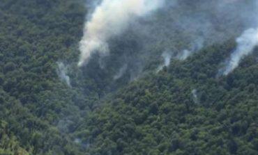 ՏՍԱՆՅՈՒԹ․ Ադրբեջանում սաստկանում են անտառային հրդեհները