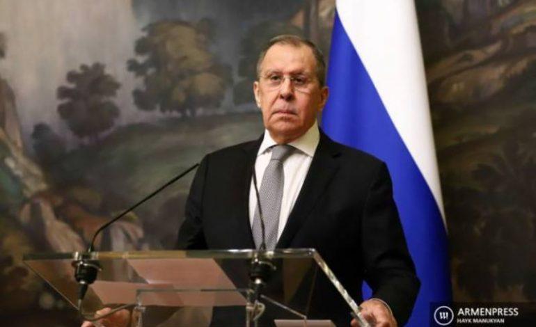Լավրով. Ռուսաստանը եւ Իրանը քննարկել են «3+3» ձեւաչափի գաղափարը Թուրքիայի եւ Կովկասի երկրների մասնակցությամբ