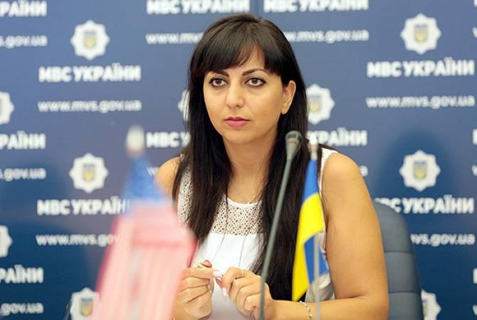 Մերի Հակոբյանը նշանակվել է Ուկրաինայի ներքին գործերի փոխնախարարի պաշտոնում