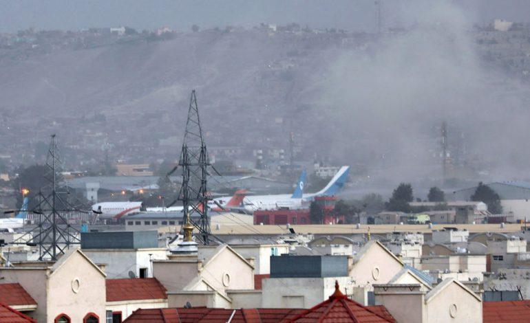 СМИ: аэропорт в Кабуле подвергся ракетному обстрелу