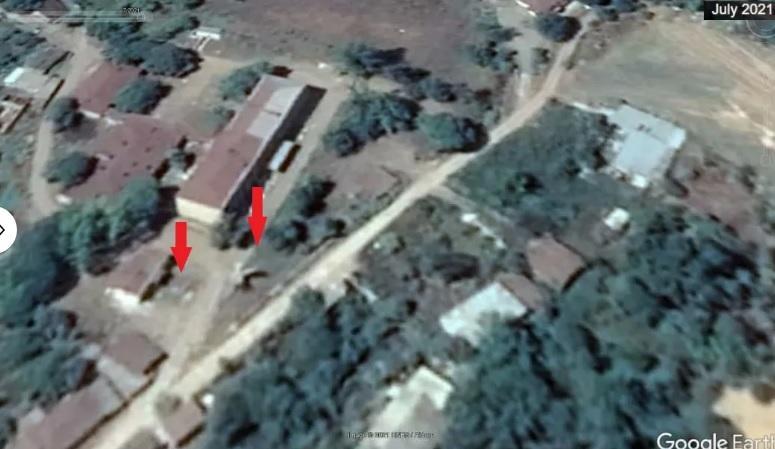 ՖՈՏՈ. Ադրբեջանցիները ոչնչացրել են մարշալ Խանփերյանցի կիսանդրին Մեծ Թաղեր գյուղում