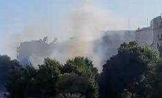 ՏԵՍԱՆՅՈՒԹ. Ստամբուլում վառվում է Ռուսաստանի հյուպատոսության շենքը