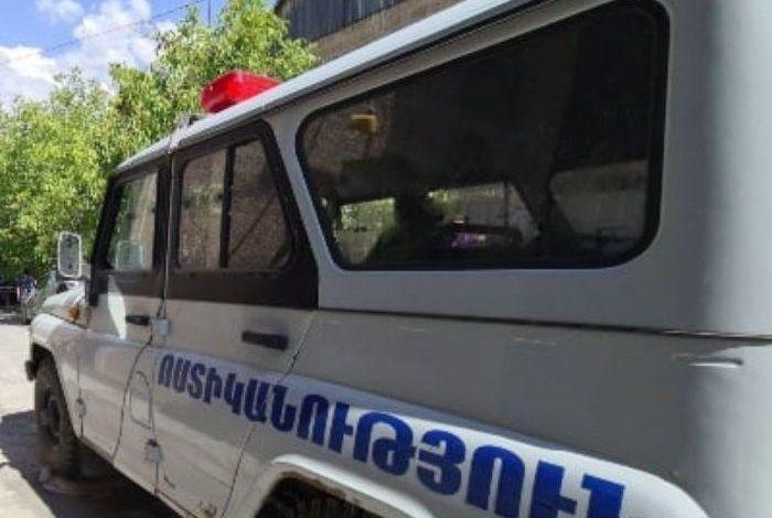 Ձորաղբյուրում 48-ամյա տղամարդու սպանության կասկածանքով ձերբակալվել է 16-ամյա որդին