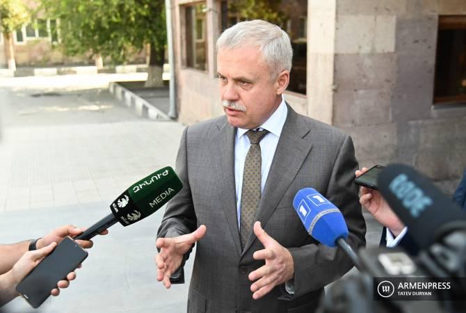 У Станислава Зася большие ожидания от председательства Армении в ОДКБ