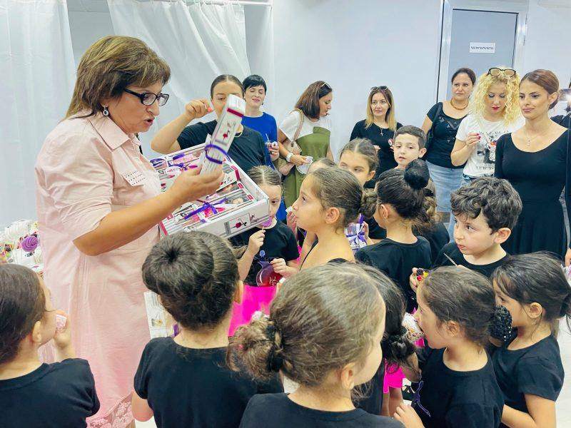 Երևանում կանցկացնենք Հայաստանյան մասնաճյուղերի սաների մենահամերգը