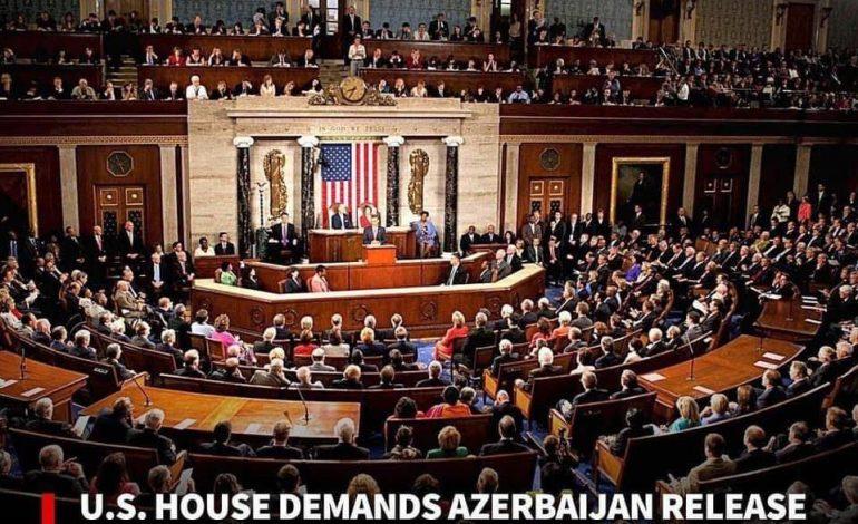 Палата представителей США приняла поправку с требованием к Баку немедленно совободить армянских пленных