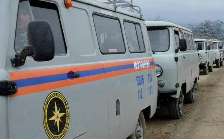 Азербайджан передал армянской стороне останки военнослужащего