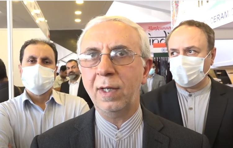 Посол: Иран ожидает от правительства Армении скорейшего строительства дороги через Татев