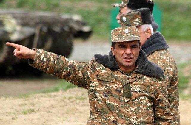 ՊԲ հրամանատարը հրաժարական է տվել. 168.am