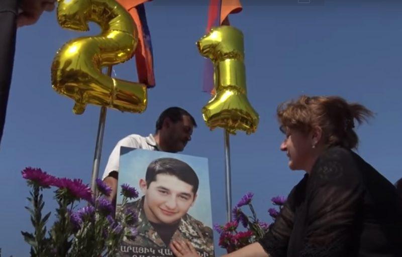 ՏԵՍԱՆՅՈՒԹ. 17 ընկերներով զոհվեցին միասին. Արայիկ Ղահրամանյանն այսօր դառնար 21 տարեկան
