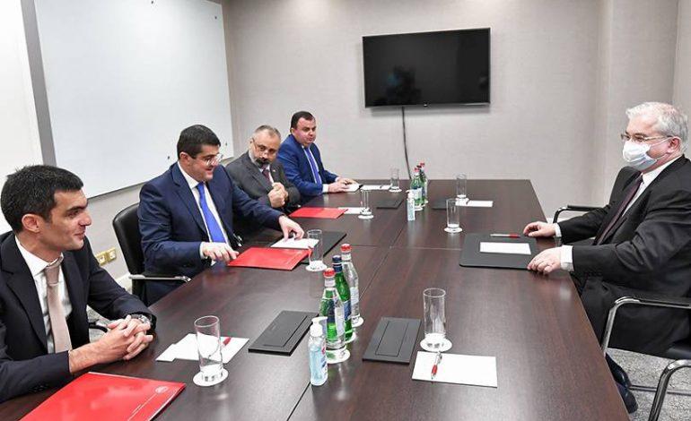 Արցախի նախագահը հանդիպել է ԵԱՀԿ Մինսկի խմբի ռուսաստանցի համանախագահին. ի՞նչ են քննարկել