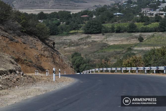 Правительство Армении выделит на строительство дороги Каджаран-Сисиан около $ 1 млрд