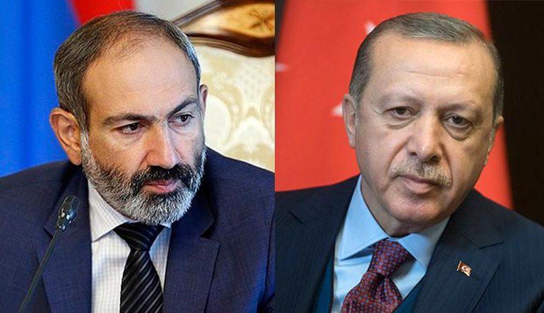 Эрдоган коснулся армяно-турецких отношений
