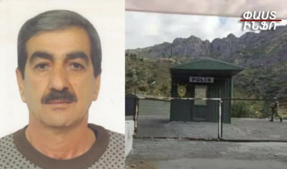 Вице-мэр Гориса рассказал, сколько денег требуют азербайджанцы с водителей иранских фур