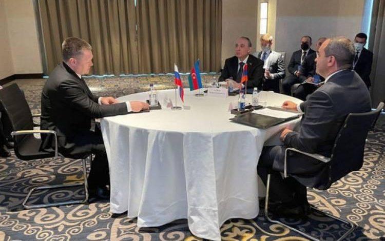 Հանդիպել են Հայաստանի, Ռուսաստանի և Ադրբեջանի գլխավոր դատախազները