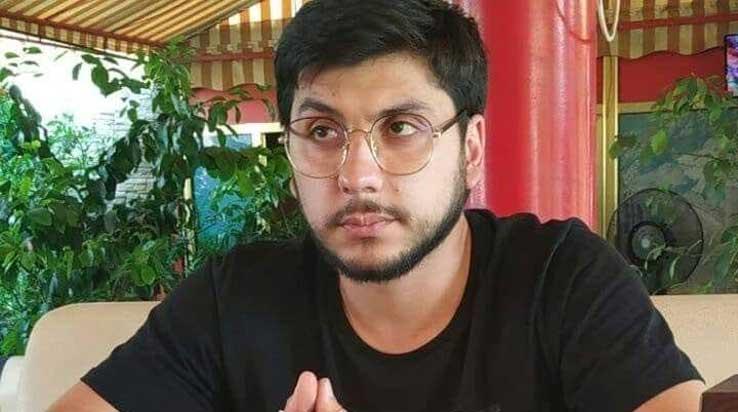 «Հեղափոխության պահապաններ» նախաձեռնության հիմնադիրը՝ Ալեն Սիմոնյանի օգնական