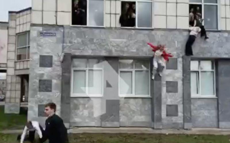 ВИДЕО: МВД сообщило о погибших и раненных при стрельбе в Пермском госуниверситете