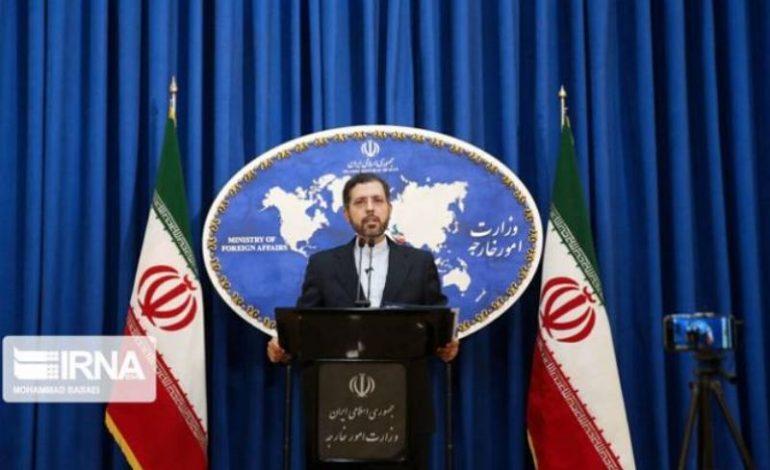МИД Ирана: Тегеран потребовал освобождения водителей, задержанных Азербайджаном
