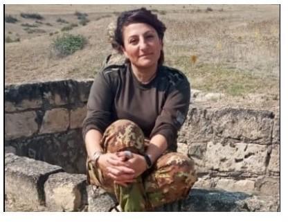 Իրինայի աճյունը տվե՞լ եք, որ զոհվածների ցանկում գրել եք անունը. պատերազմից 1 տարի անց կին զինծառայողից լուր չկա