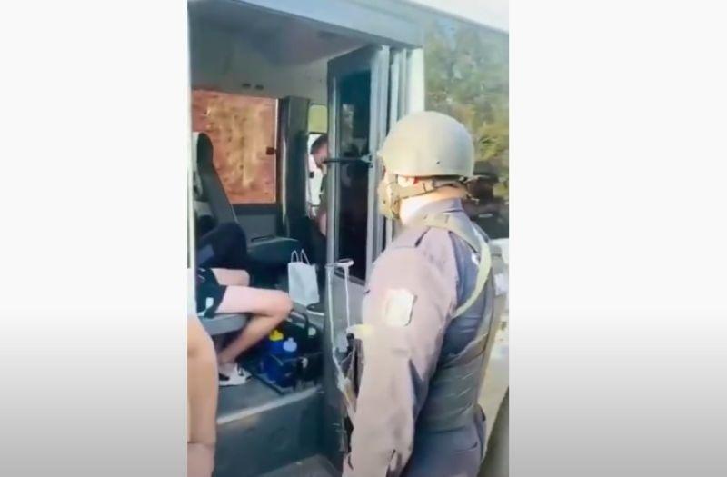 ՆՈՐ ՏԵՍԱՆՅՈՒԹ. «Լեռնային Ղարաբաղը Ադրբեջան է». ադրբեջանցի ծառայողը` արցախցի երեխաներին Գորիս-Կապան ճանապարհին