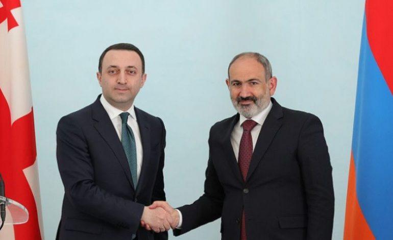 Վրաստանի վարչապետը կարևորել է հայ-վրացական համագործակցությունը տարածաշրջանում նոր իրողությունների պայմաններում