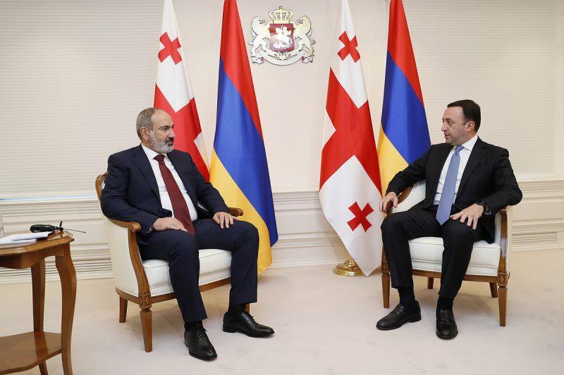 Между правительствами Армении и Грузии установилось эффективное сотрудничество: Никол Пашинян