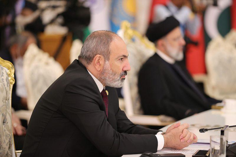 ВИДЕО: Армения крайне заинтересована в эффективном сдерживании угрозы международного терроризма в регионе ОДКБ и ШОС: премьер-министр Пашинян