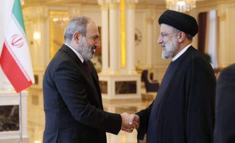 Իրանի նախագահի ուղերձը՝  վարչապետ Նիկոլ Փաշինյանին