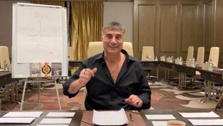 Թուրք հայտնի քրեական հեղինակություն Սեդաթ Պեկերը գալիս է Հայաստան