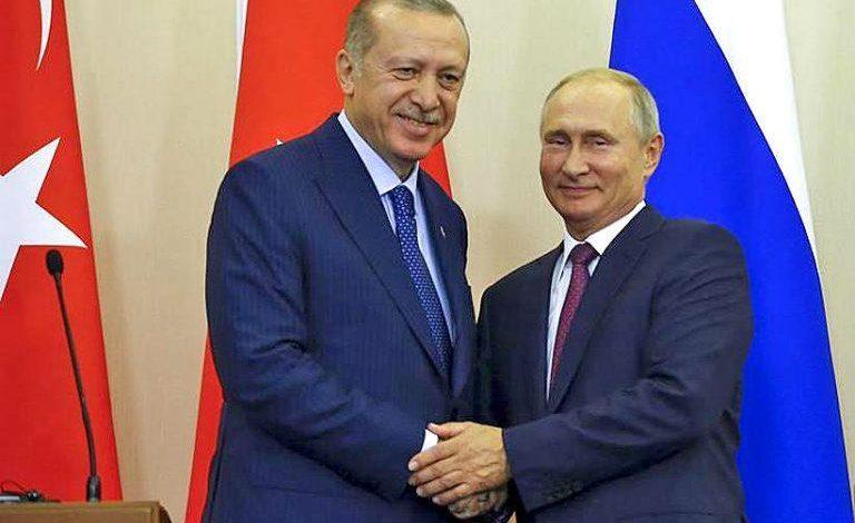 Путин одобрил влияние Турции на ситуацию в Нагорном Карабахе