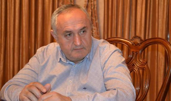 Губернатор Араратской области Армении Размик Теванян подал в отставку