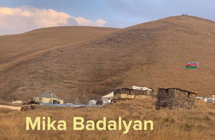 Վերջին 5-6 օրերի ընթացքում Ադրբեջանի զինված ուժերն Հայաստանի տարածքում իրենց դիրքերն են տեղակայում, մեծ քանակությամբ ջրի ու սննդի պաշար են բերել դիրքեր