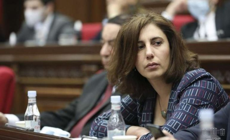 Ադրբեջանական լրատվականը խոսում է Տիգրանաշենի մասով փաստաթղթի ստորագրման մասին․ Սոֆյա Հովսեփյան