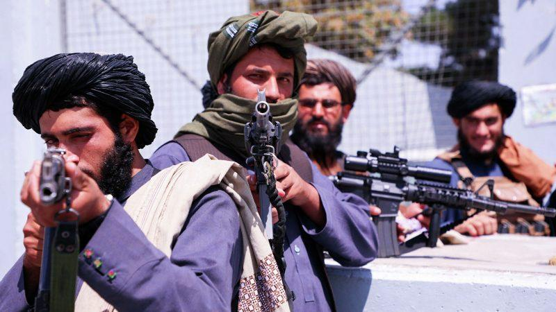 ВИДЕО: Талибы открыли стрельбу для разгона протестующих в Кабуле