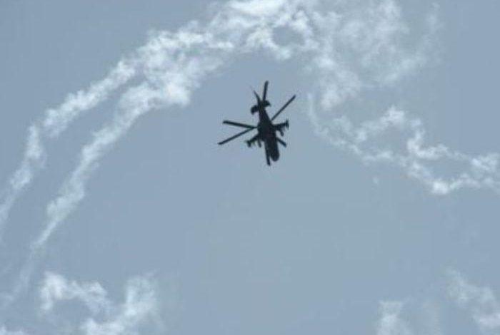 Баку открыл огонь по иранскому вертолету