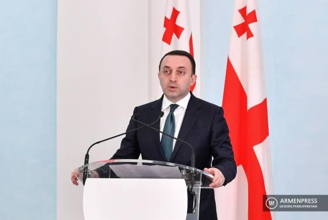 Гарибашвили:Тбилиси может стать площадкой для переговоров Баку и Еревана