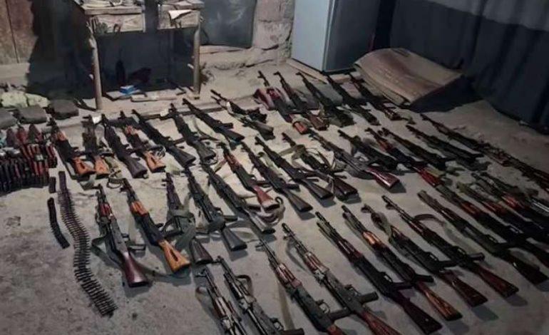84 մեղադրյալ, 8 դատապարտյալ՝ Արցախից Հայաստան ապօրինի զենք-զինամթերք տեղափոխելու վերաբերյալ քրգործերով