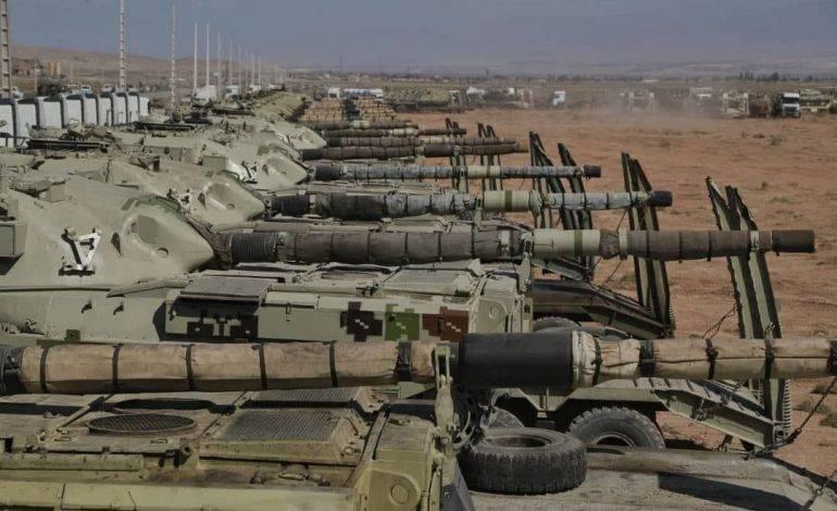 Իրանը  զորք կմտցնի Հայաստան