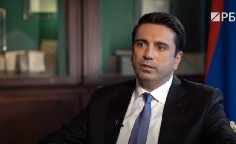 Ովքեր պատվաստված չեն կամ չունեն բացասական թեստ, մուտք չեն գործելու ԱԺ. Ալեն Սիմոնյան