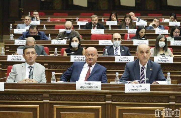 ՔՊ խմբակցության գործունեությունը ԱԺ-ում «դադարեցվել» է. «Ժողովուրդ»