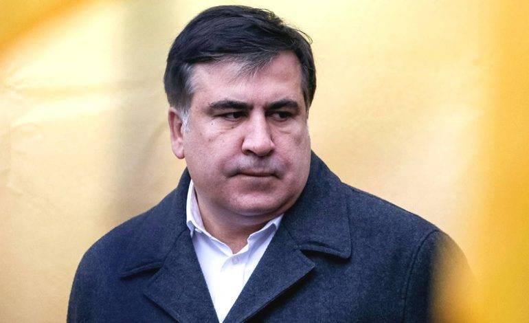 Врач сообщил об ухудшении состояния здоровья Саакашвили