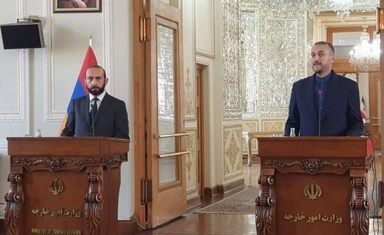 Հայաստանը բարձր է գնահատում երկրի սահմանների անձեռնմխելիության վերաբերյալ Իրանի դիրքորոշումը. ՀՀ ԱԳ նախարար