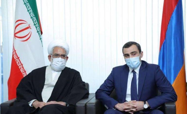 Իրանի գլխավոր դատախազը Հայաստանում է. հայտնի է այցելության նպատակը