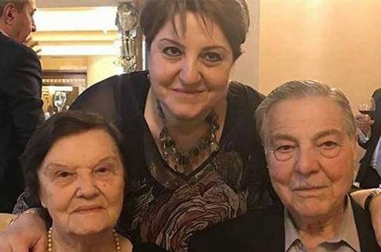 Կնոջ մահից հետո մահացավ նաև  Ալբերտ Ազարյանի դուստրը