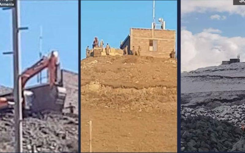 ՏԵՍԱՆՅՈՒԹ. Ադրբեջանական զինուժի՝ ՀՀ տարածքում ամրանալու ապացույցներ ենք հրապարակում. ՄԻՊ-ը հակադարձում է ՊՆ-ի հերքմանը
