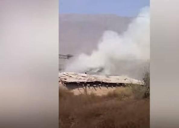 ՏԵՍԱՆՅՈՒԹ. Ադրբեջանցիները կրակ են բացել Երասխ գյուղի ուղղությամբ